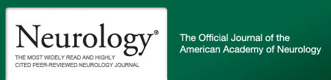 neurology official journal of the amaerican academy of neurology